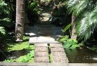 Abergowrie Bali style landscaping 10