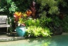 Abergowrie Bali style landscaping 11