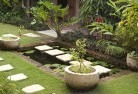 Abergowrie Bali style landscaping 13